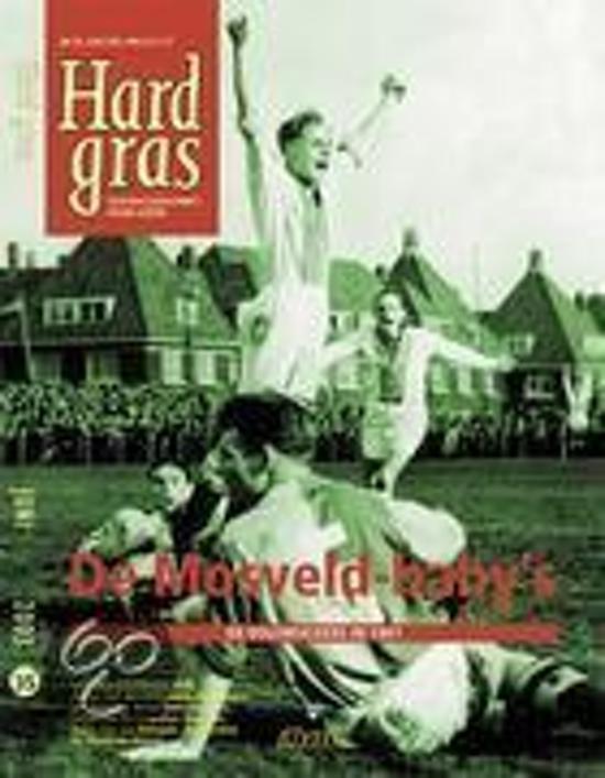 Cover van het boek 'Hard gras / 35'