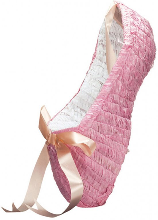 Pinata - Balletschoen roze (traditionele piñata) Valentinaa