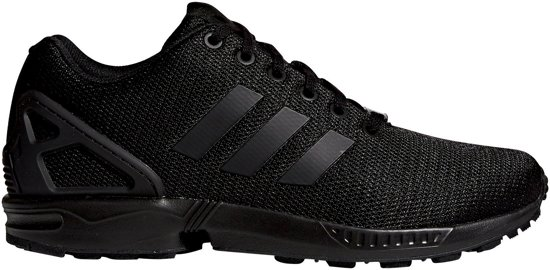 adidas zx flux heren zwart wit
