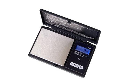 MYCO Professionele precisie weegschaal 0.1 gram nauwkeurig tot 600 gram