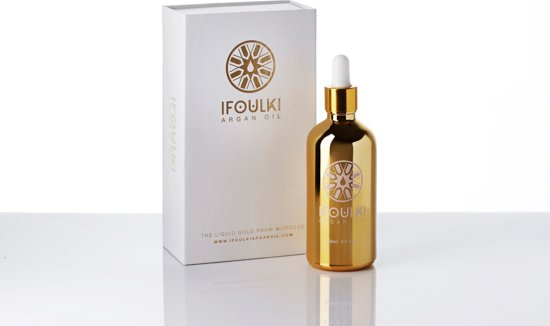 Ifoulki Argan Oil 100 ML (gold)