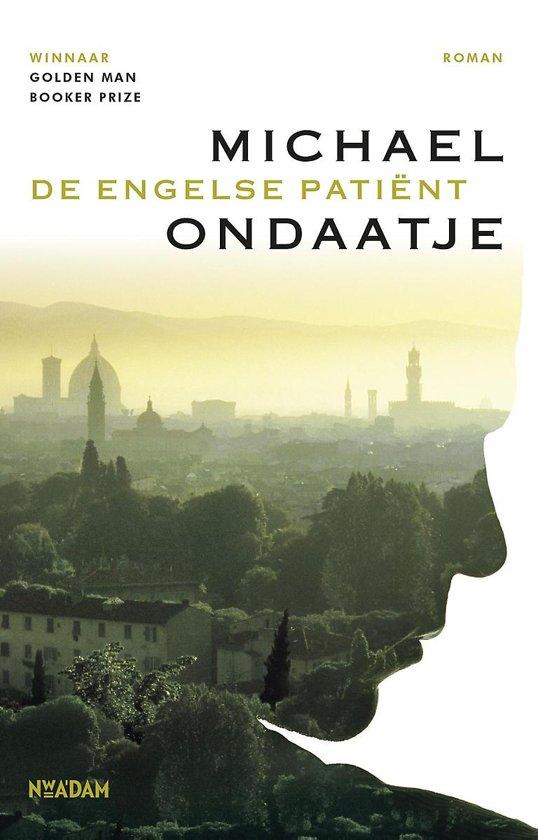 Boek cover De Engelse patient van Michael Ondaatje (Onbekend)