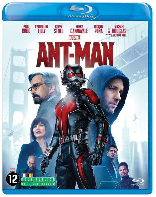 DVD cover van Ant-Man (Blu-ray)