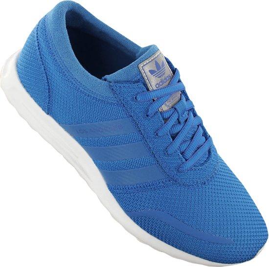 Adidas Originals Los Angeles S80172 Dames Sneaker Sportschoenen Schoenen Blauw