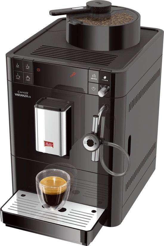 Melitta F550-102 Caffeo Varianza CS Volautomatische Espressomachine