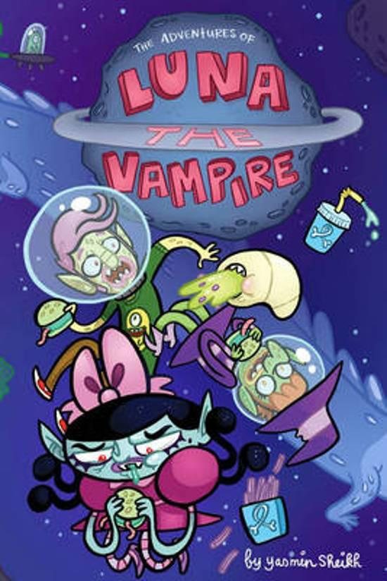 Luna The Vampire, Vol. 1 Grumpy Space