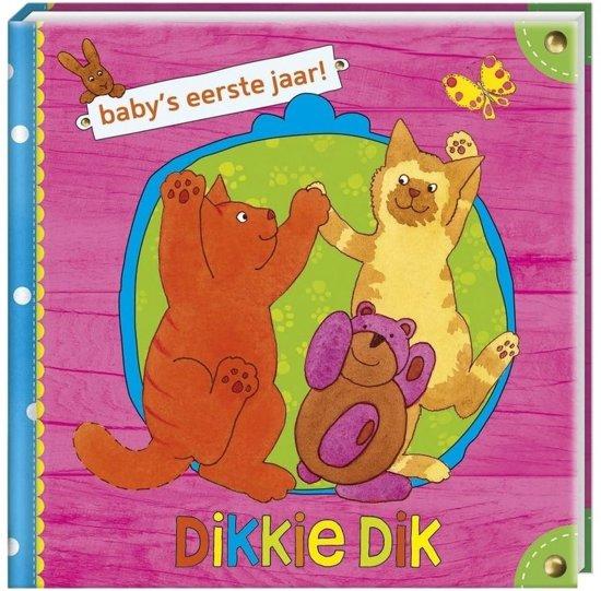 Afbeelding van Dikkie Dik Baby´s eerste jaar speelgoed