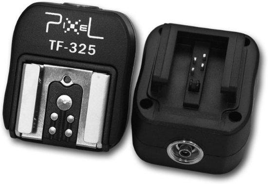 Pixel Hotshoe Adapter TF-325 voor Sony Camera