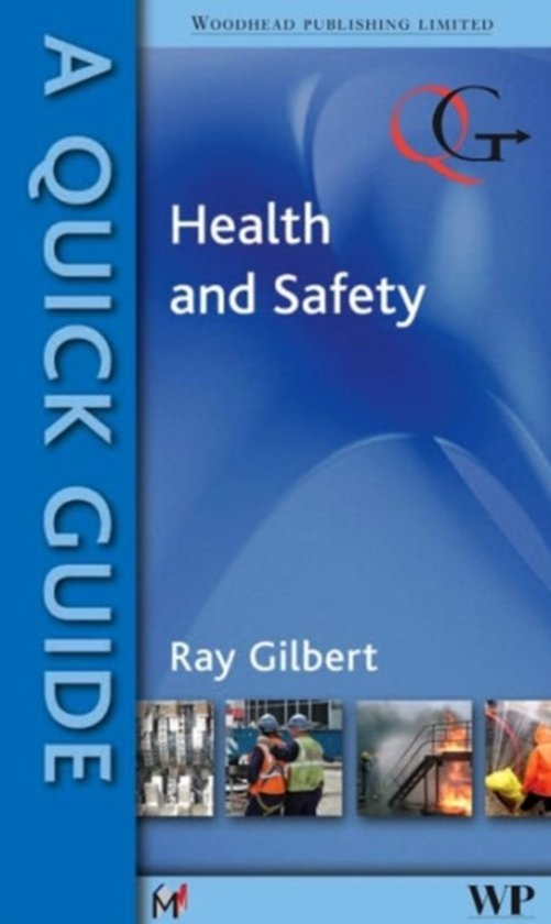 Bol A Quick Guide To Health And Safety R Gilbert