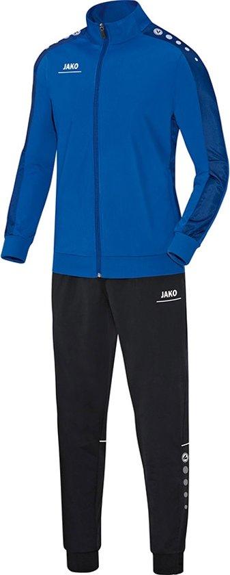 Jako Striker Polyester Vest - Jassen  - blauw kobalt - 128