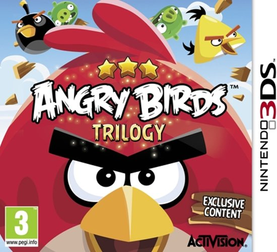 Angry Birds Trilogy 3DS kopen