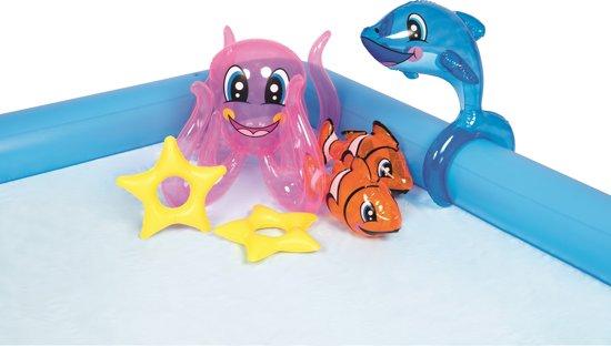 Bestway Fabtastic Aquarium Speelbad