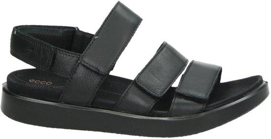 ECCO Flowt dames sandaal Zwart Maat 40 | Globos' Giftfinder