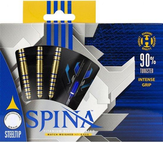 Harrows Spina Gold en Blue - 22 gram