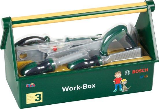 Bosch Speelgoed Gereedschapskist