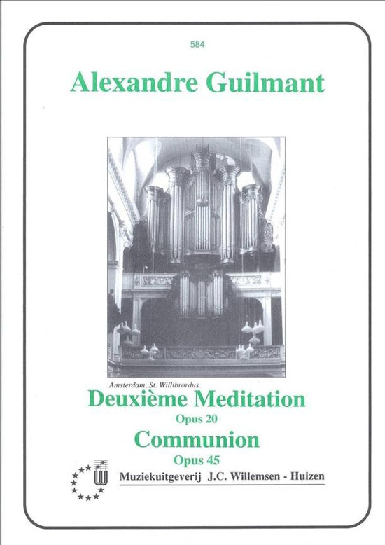 Meditation 2 Op20 Communion