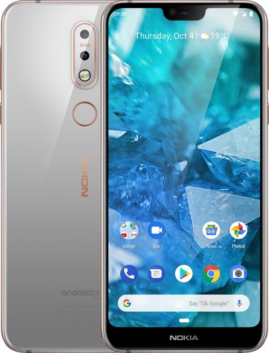 Nokia 7.1 - 32GB - Grijs