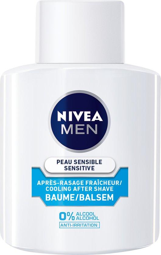 NIVEA MEN Sensitive Cooling After shave Balsem - 100 ml