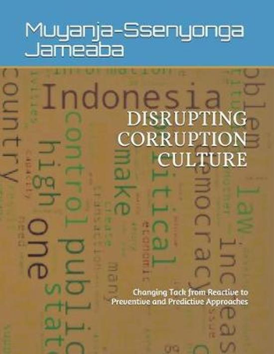 Disrupting Corruption Culture