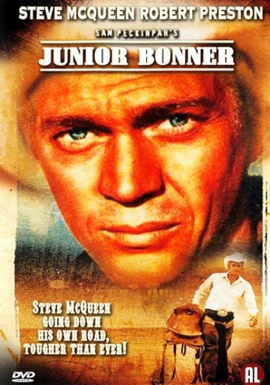 DVD cover van Junior Bonner