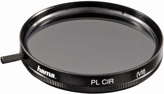 Hama Polarisatiefilter - Circulair - AR Coating - 58mm
