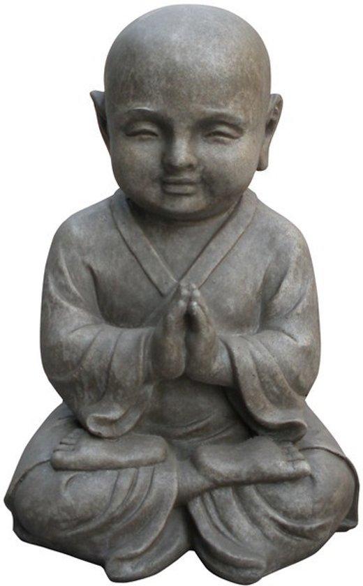 Shaolin die groet | Groot