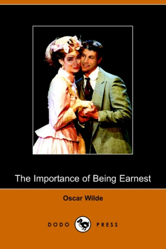 the importance of being earnest pretensious Everything you ever wanted to know about tools of characterization in the importance of being earnest the more pretentious and hypocritical he or she seems.
