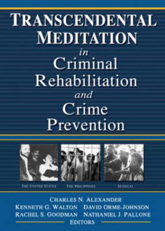 rehabilitation crime and community Rehabilitation versus punishment rehabilitation versus punishment in the adult justice system crime prevention, and community policing.