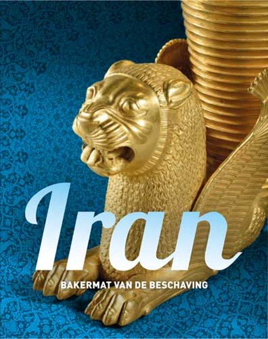 Iran: bakermat van de beschaving cover