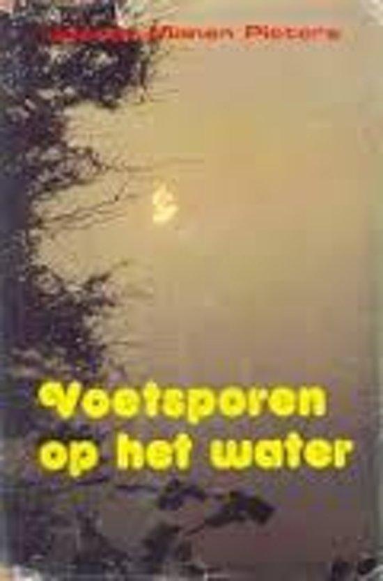 Voetsporen op het water - J. van Manen Pieters pdf epub