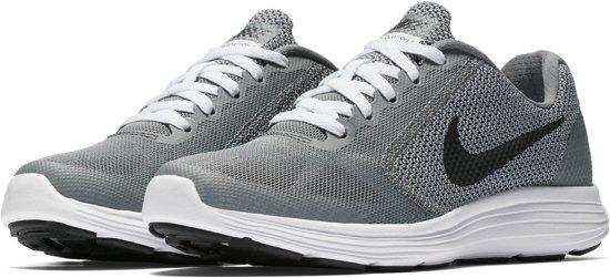 Nike Révolution 4 (gs) Chaussures De Sport - Taille 40 - Unisexe - Bleu / Gris R5lUrjr