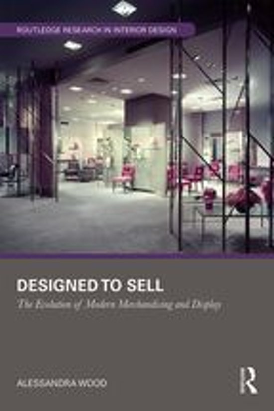 Designed to Sell