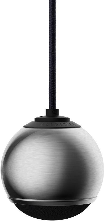 Gallo Acoustics Micro Droplet - Hangende Speaker - Zilver