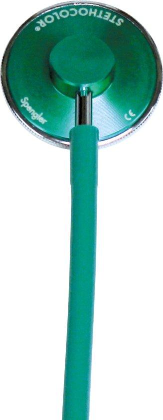 Spengler Stethoscoop Stethocolor Single Head Groen