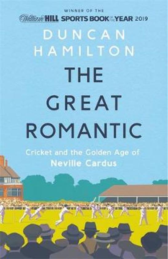 Boek cover The Great Romantic van Duncan Hamilton (Hardcover)