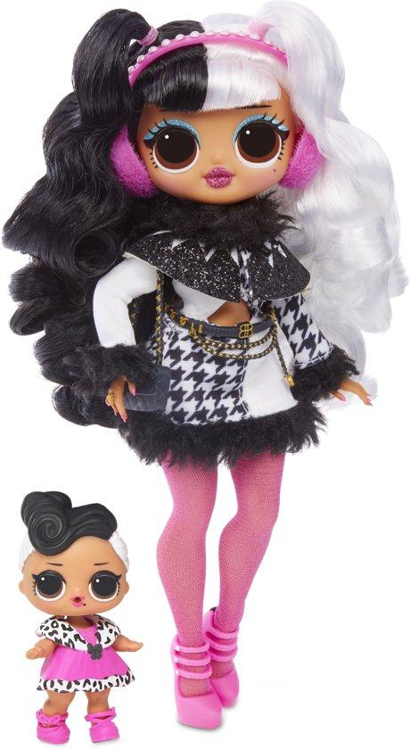 L.O.L. Surprise Top Secret Winter Disco Dollface - Modepop