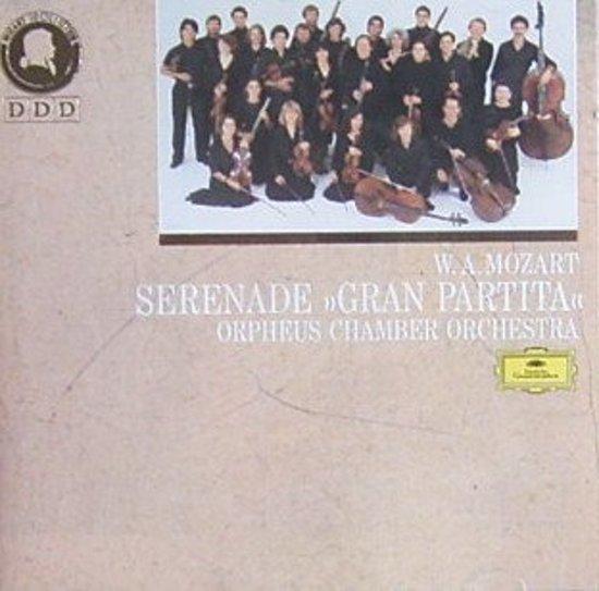 """Serenade """"Gran Partita"""""""
