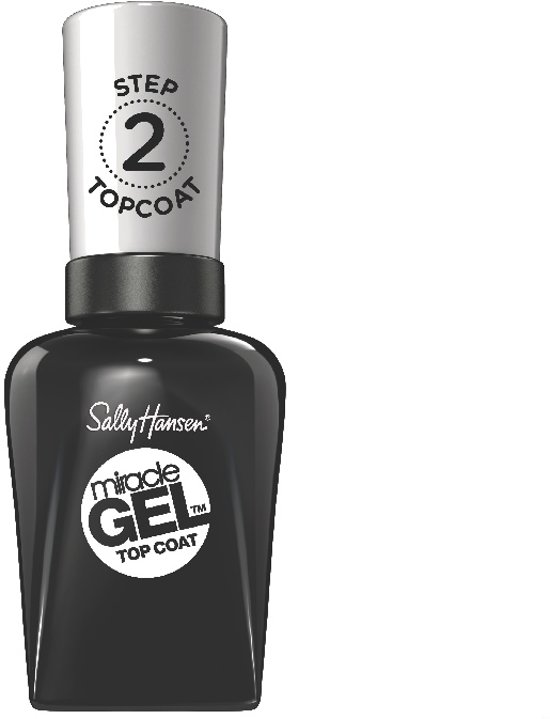 Sally Hansen Miracle Gel Top Coat 2.0 - Gelnagellak