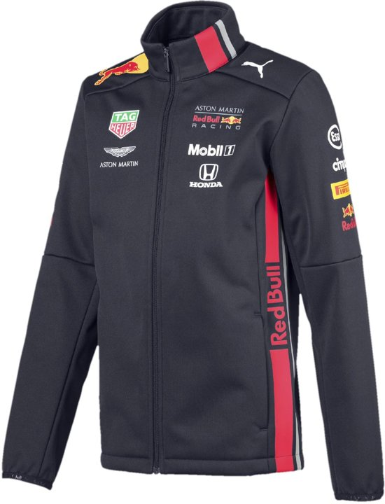 72a95036bf1 Max Verstappen Red Bull Racing 2019 kids Softshell 116 PUMA