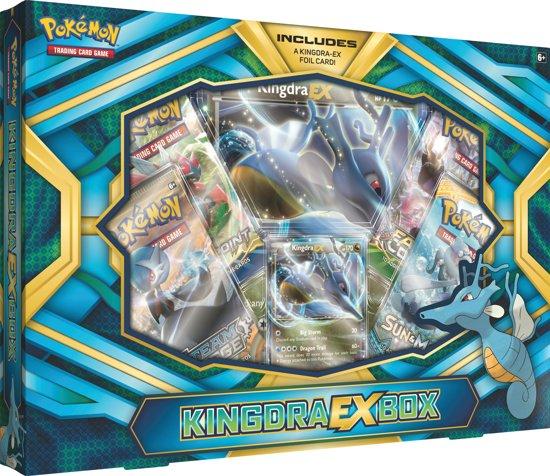 Afbeelding van het spel Pokémon kaarten TCG Kingdra EX Box C12