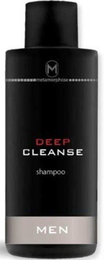 Professionele Herenshampoo - Metamorphose Smart Grey - Grijs haar - 1 liter