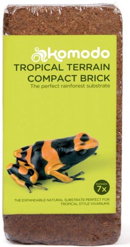 Komodo Trop Terrain Compact Brick - Large