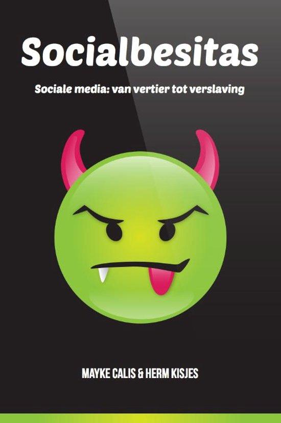 Socialbesitas - sociale media: van vertier tot verslaving