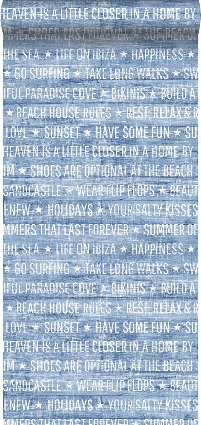 Bolcom Esta Home Cabana Summer Quotes Blauw