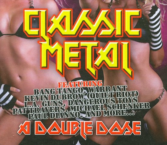 Classic Metal - A  Double Dose