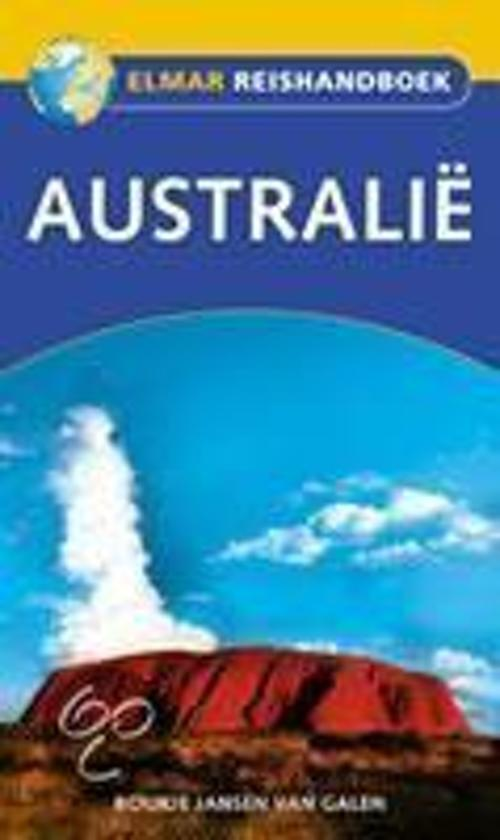Australie - Boukje Jansen van Galen pdf epub