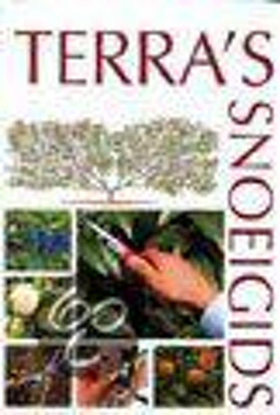 Cover van het boek 'Terra's snoeigids'