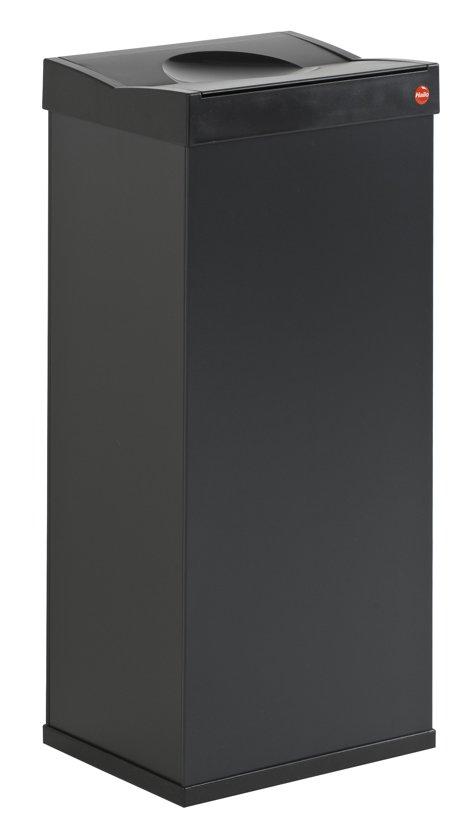 hailo big box prullenbak 60 l zwart. Black Bedroom Furniture Sets. Home Design Ideas