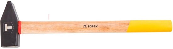 TOPEX voorhamer 3 kg 597mm