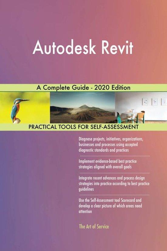 Autodesk Revit A Complete Guide - 2020 Edition